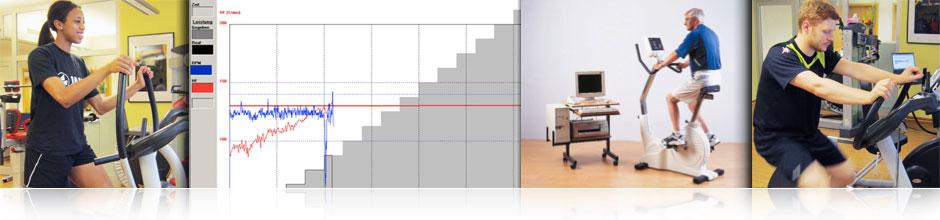Der Kardio-Ergometertest (IPN Test) ermittelt den Leistungszustand