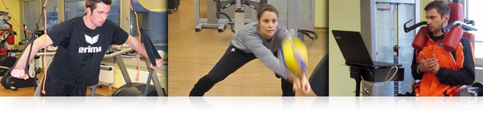 Training für Leistungssportler