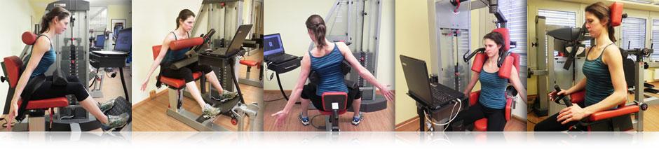 Medizinische Trainingstherapie bei Rückenschmerzen